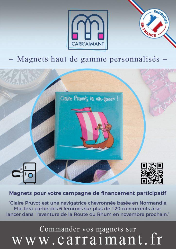 Magnet Claire Pruvot